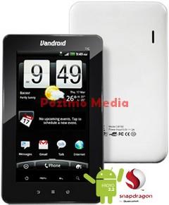 Tablet Advan Vandroid T1C