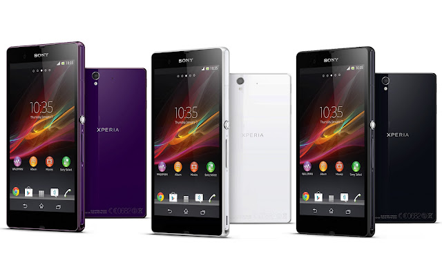 SONY XPERIA Z New Mobile Phone Last Photos and Images 8