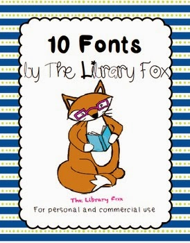 http://www.teacherspayteachers.com/Product/Foxy-Fonts-10-Handwritten-Fonts-555541