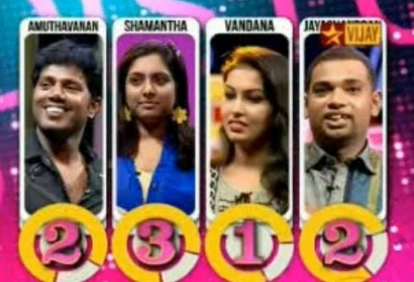 Naduvula Konjam Disturb Pannuvom – Episode 19 – Vijay Tv  Game Show  16-03-2014