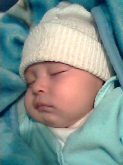 Desarrollo infantil - Tos bebe 2 meses ...