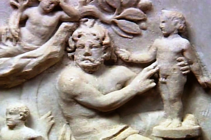 human identity in hesiods theogony The poems of hesiod: theogony, works and days, and the shield of  the  odyssey—a gripping, deeply human poem about identity,.