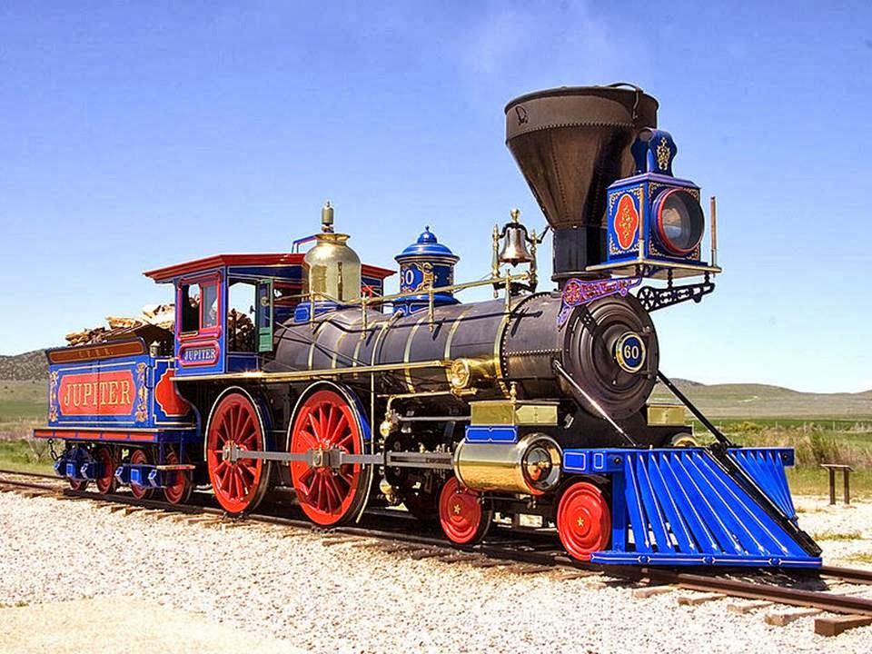 american steam trains video - photo #24