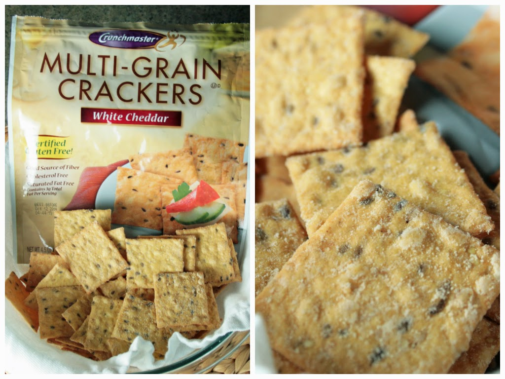 Lazy Gluten Free: Crunchmaster Review & Giveaway!