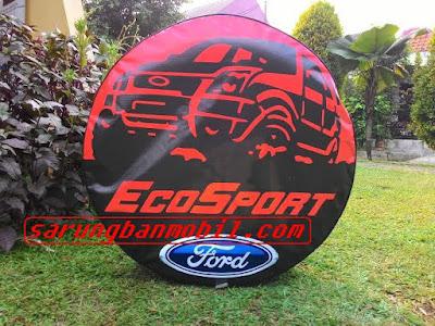 sarung ban cover ban serep mobil ford ecosport