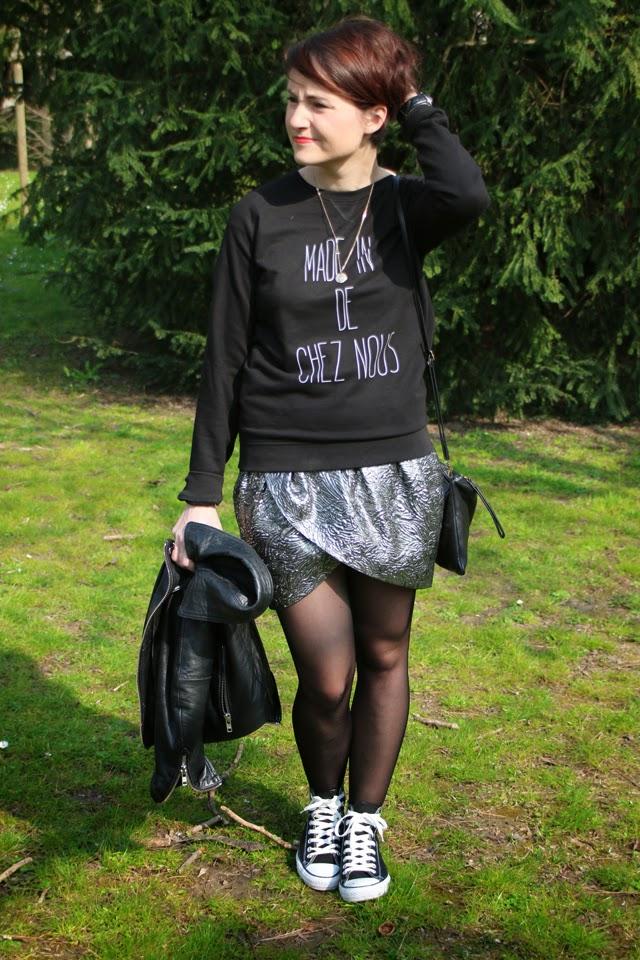 blog mode, fashion blogger, blog mode lille, isabel marant pour h&m, florette paquerette, pull and bear, converse