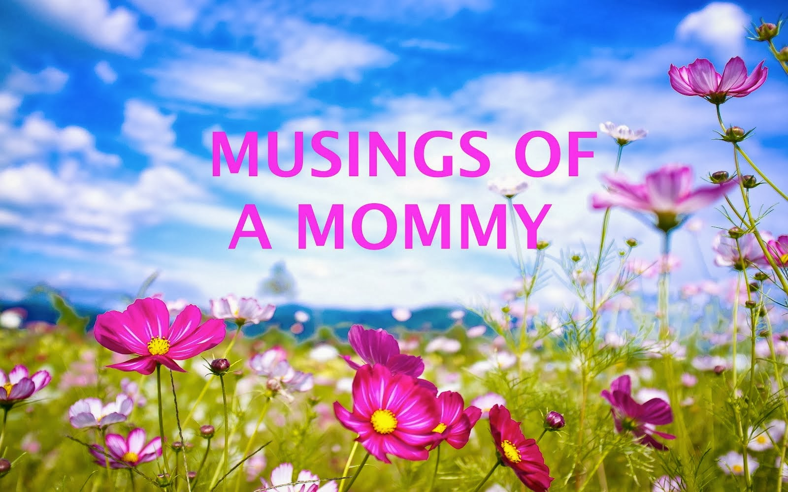 Follow My 'Mommy Blog'