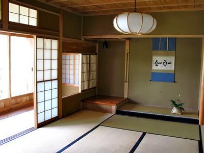 Model Desain Rumah Minimalis Modern Jepang