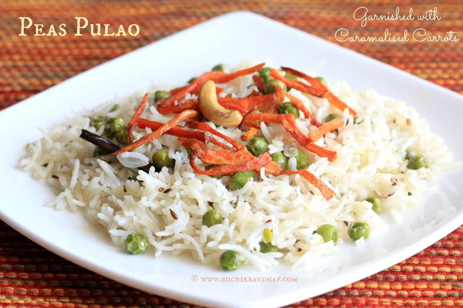 ... Peas Pulao & a Product Review of Star Saver Tibar Basmati Rice & ...