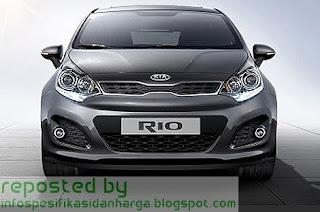 Spesifikasi KIA Rio Mobil Terbaru 2012
