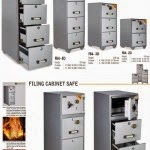Fireproof Cabinet Bossini FB4-3D