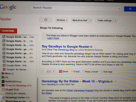 Say Goodbye to Google Reader