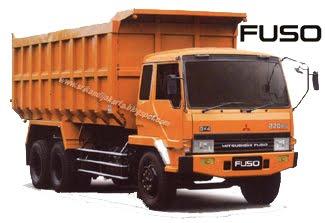 MITSUBISHI FN 527 MS (6X4) 220 PS 10 BAN