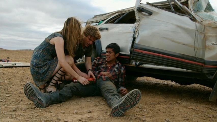 Terror Sobre Rodas 2010 Filme Bluray completo Torrent