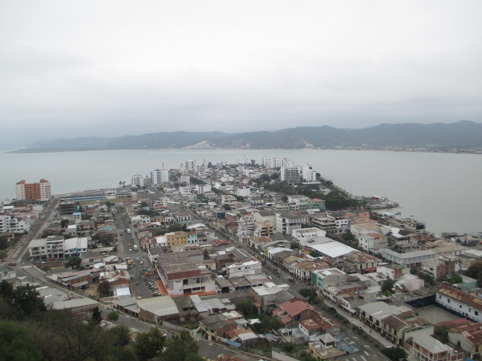 caminos por el mundo: San Vicente III,Ecuador...