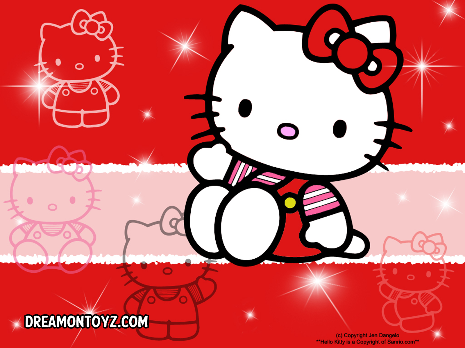 Free cartoon graphics pics gifs photographs hello kitty backgrounds and wallpapers - Hello kitty image ...