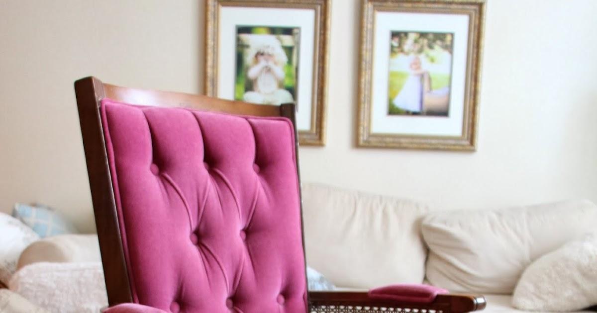 Rachel\'s Nest: Cane Chair Makeover - Part 1