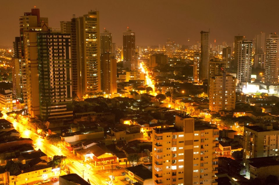 Nightlife In Salvador, Brazil