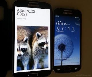 Samsung Perkenalkan Galaxy S4 Mini Dalam Minggu Ini