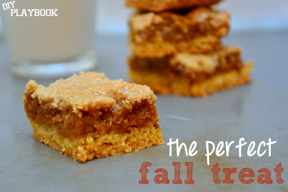 the perfect fall treat
