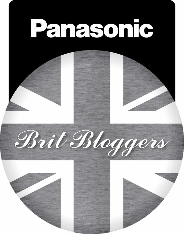 Panasonic Brit Blogger 2014