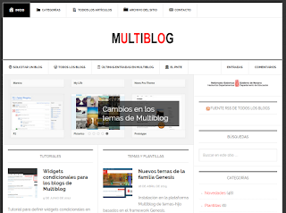 Multiblog del PNTE