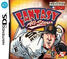 Major League Baseball 2K9 Fantasy All Stars – Nintendo DS
