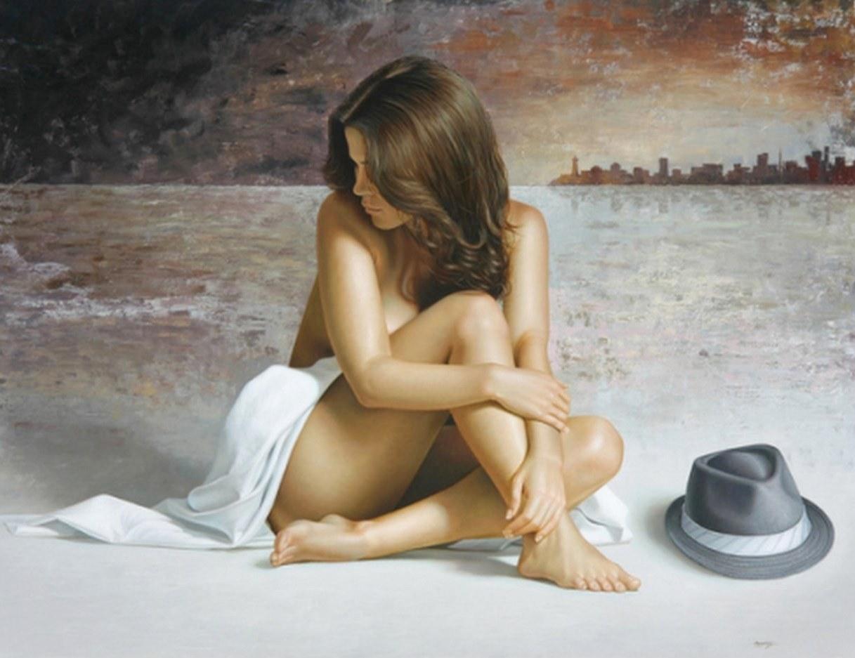 Famosas pinturas desnudas de mujeres europeas