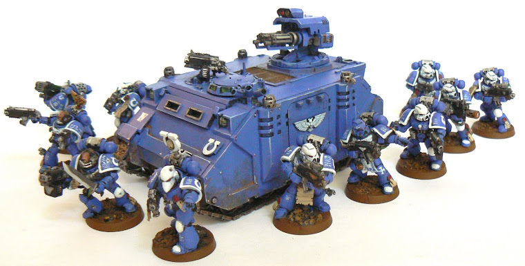 Refuerzos Ultramarines