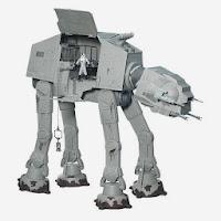 AT-AT Walker - Star Wars Episode V: The Empire Strikes Back