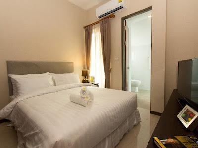 room in Pattaya jomtien