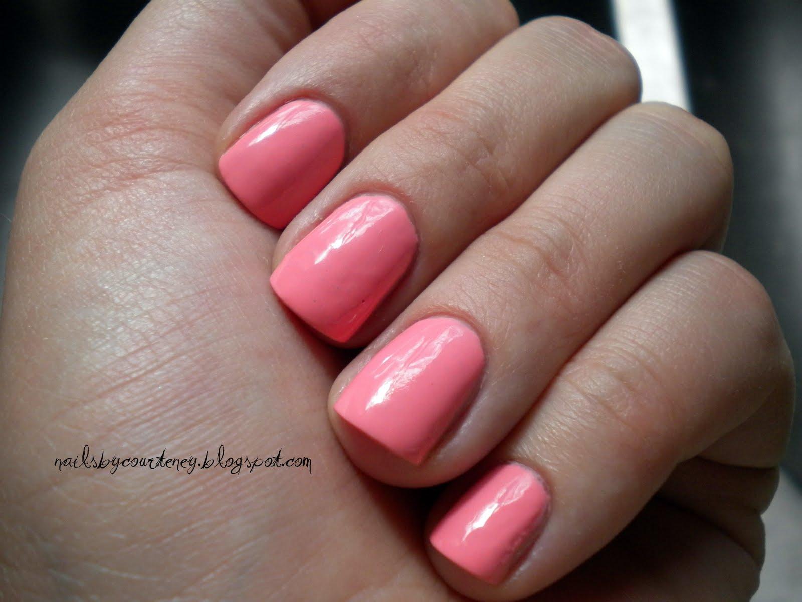 Finger Paints Nail Polish Art Lofty Toffee