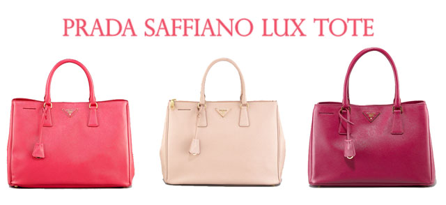 red prada purse price - I am Style-ish {Seattle Fashion and Beauty Blog}: Prada or Proenza?