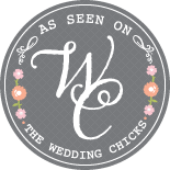 As Seen in Wedding Chicks