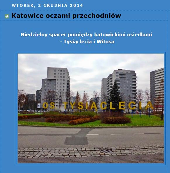 http://otoportier.blogspot.com/2014/12/katowice-oczami-przechodniow.html
