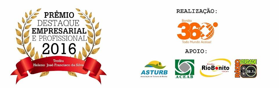 Prêmio Destaque Empresarial e Profissional