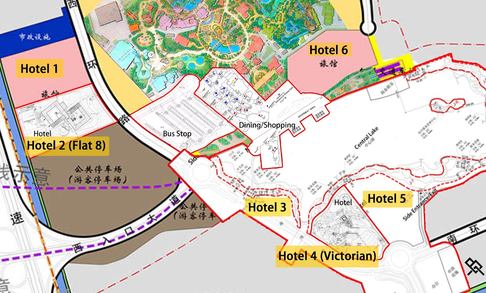[Shanghai Disneyland] Toy Story Land (2018) Whole+Resort+Hotel