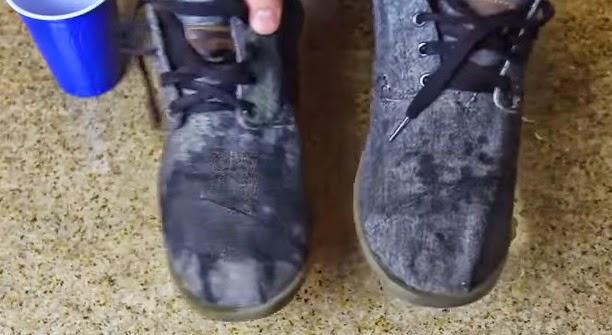 Cara Mudah Membuat Sepatu Jadi Anti Air