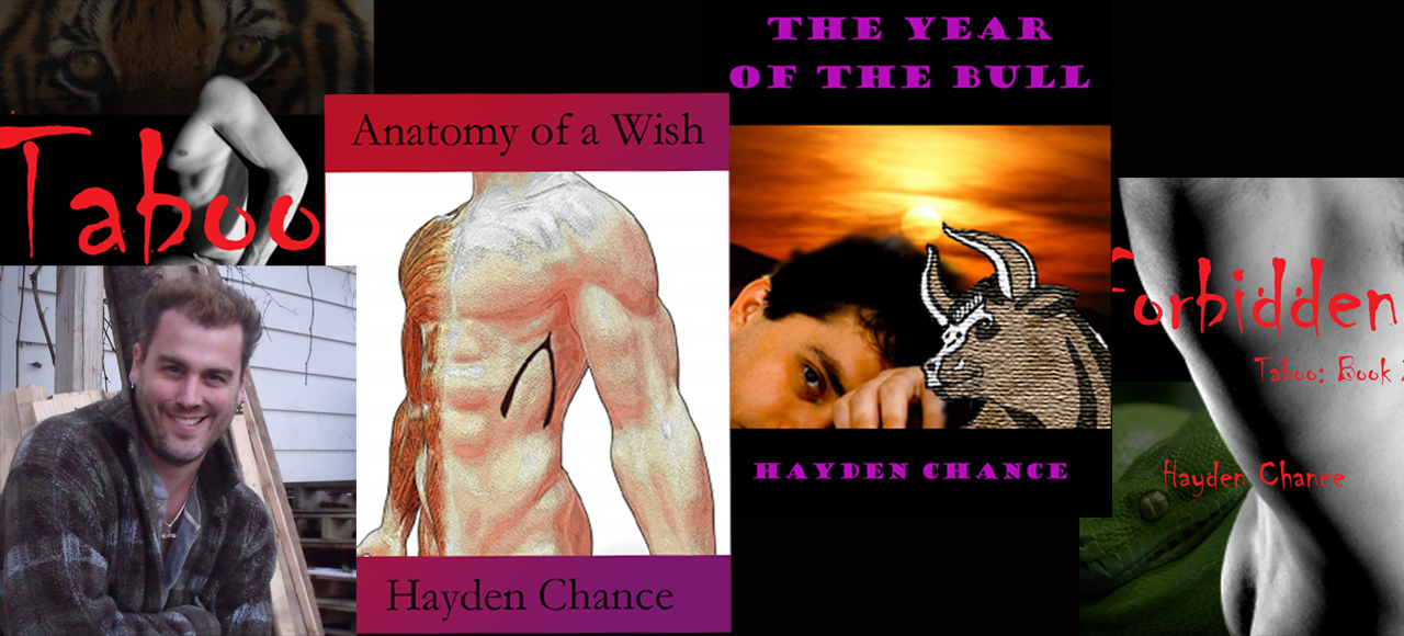 Hayden Chance: so Taboo