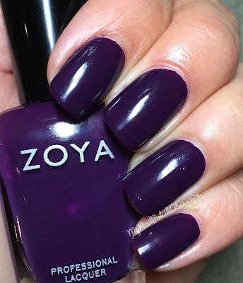 Zoya Focus: Lidia