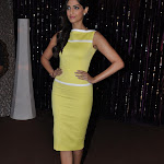 Sonam Kapoor Looks Pretty In Yellow Dress At UTV Stars Show 'Superstar Santa' Press Meet
