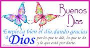 Buenos Días con Buenos Deseos para ti. Postal cristiana de bendición