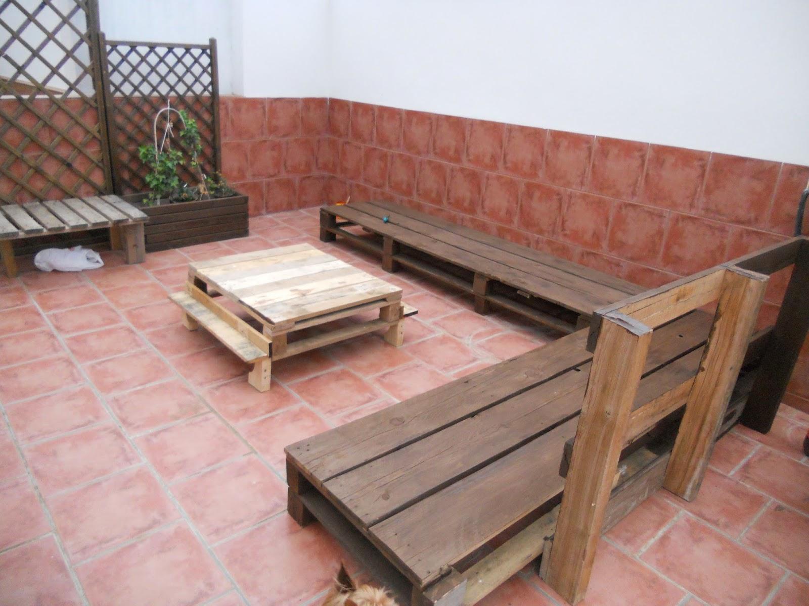 El rinc�n preferido de mi hogar: mi terraza