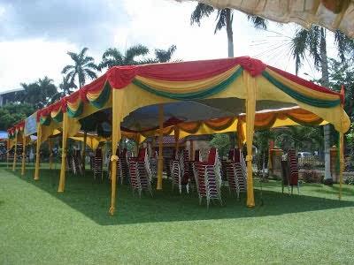 jual tenda pesta | dekorasi tenda murah berkualitas