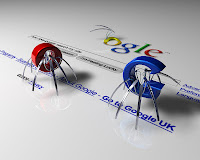 Google spider bots internet
