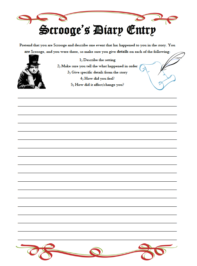 8th Grade Writing Prompts Worksheet