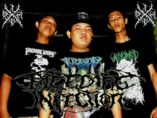 Bleeding Infection Band Brutal Slamming Grind Purworejo Images Foto Logo Artwork Wallpaper