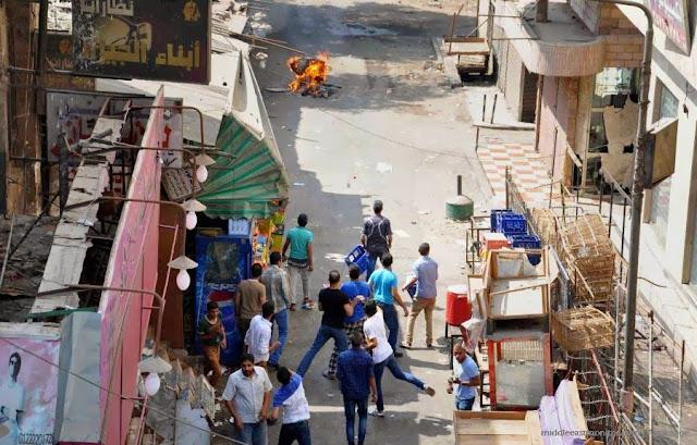 صور تُنشر لأول مرة لأحداث ميدان الجيزة ونفق الهرم أثناء مذبحة الفض 1475915_10202609913429476_1979465860_n