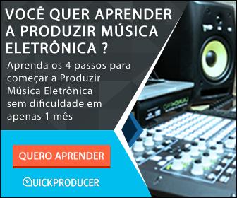 QuickProducer - Curso Online de Produção de Música Eletrônica