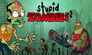 Screenshots of the Stupid Zombies for Android tablet, phone.